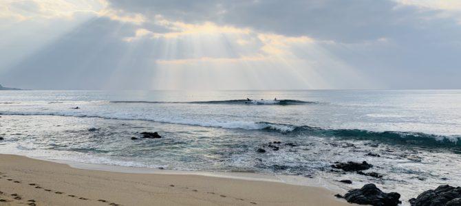 奄美大島サーフトリップ〜番外編〜『龍郷メインピーク3Dウエッジってどんな波?』
