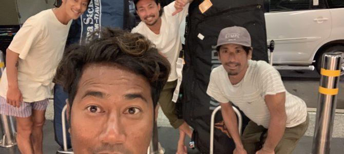【NAKISURF千葉チーム】2019インドネシアBALIトリップ_DAY10