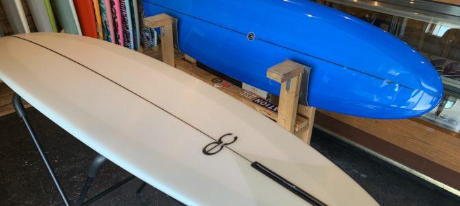 【EC SURFBOARDS】のミッドレングス2モデルが本日より取扱い開始です!