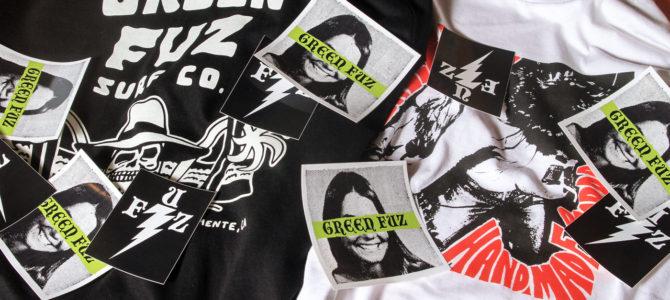 【Green Fuz】最新アパレル各種入荷しました!