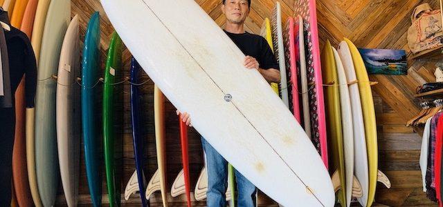 【新着ユーザーボイス】EC SURFBOARDS Freeride_以前にも増して波乗りが大好きになりました♪