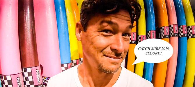 【CATCH SURF 2019モデル】第2便分の先行予約が本日よりスタート!!_※更にお得な特典盛りダクサン!
