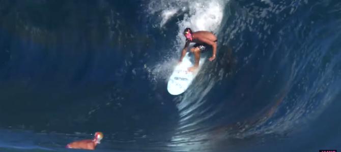 【CATCH SURF最新動画】JOB(ジェイミー・オブライエン) in Mexico☆