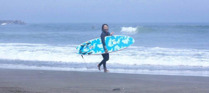 【CATCH SURF / SKIPPER FISH6'0″】小波でもロングライドできちゃうハッピーボード☆(byスタッフ)