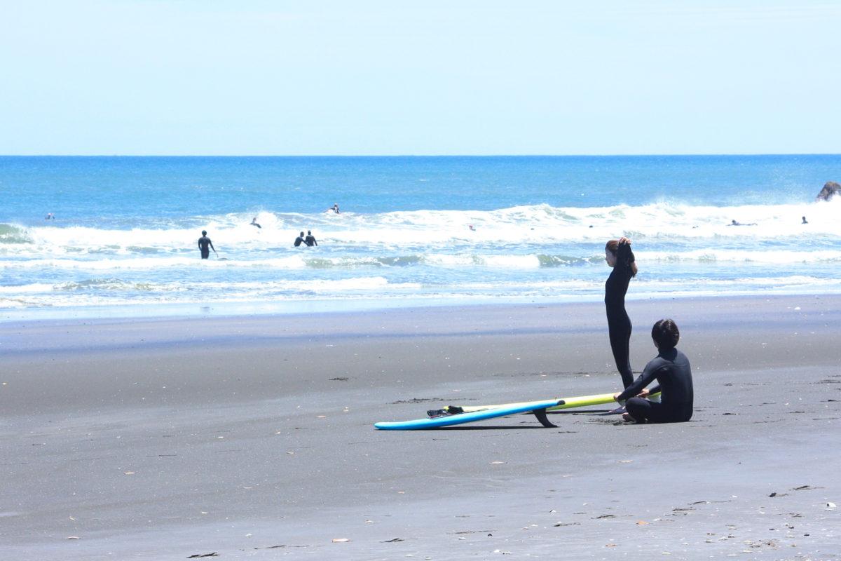 今年の夏は独り立ち Nakisurfサーフィンスクール随時受付中