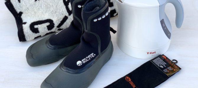 【新着アイテム】話題の『熟成型ブーツ』SOLITEの取り扱い開始しました!