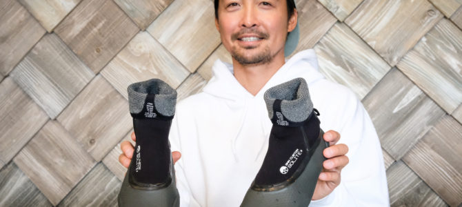 話題の熟成型ブーツ『SOLITE CUSTOM NEO2』買いました!!