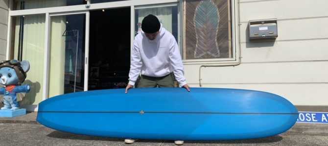 NATION & EC SURFBOARDSがカリフォルニアより届きました!