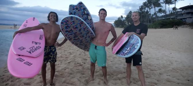 お家時間をもっと楽しく!PART3_CATCH SURF最新動画集をご紹介♪