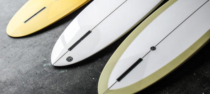 7月16日(木)【EC SURFBOARDS 新品ストック4本が入荷★】