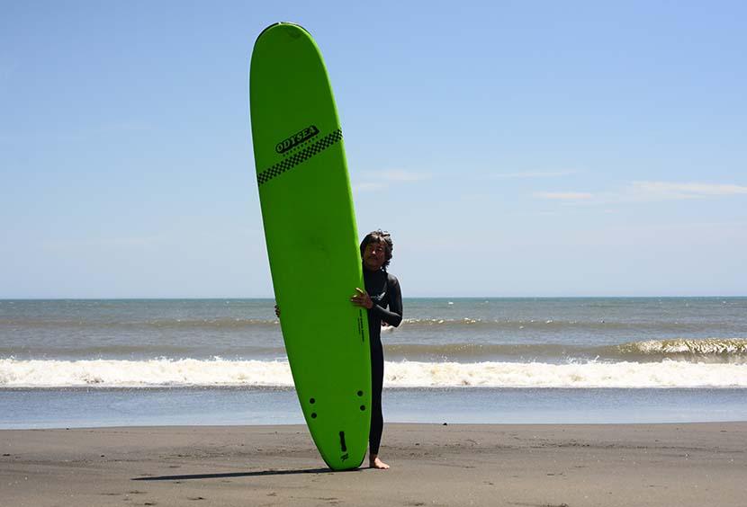小舟と呼ばれるCatch Surf Odysea Log 10'0″【レンタルボードに追加です★】