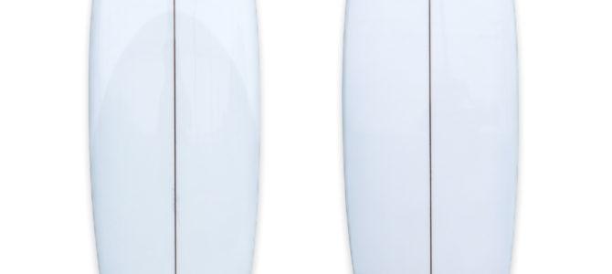 """EC SURFBOARDS """"TWIN PIN"""" 近日モデル化となります★"""