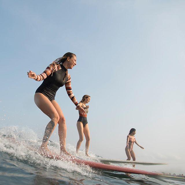 【Seea】これからの季節におすすめのGaviotas Surf Suit!
