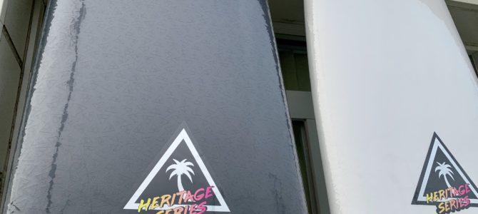 【早い者勝ち】Heritage series 『NOSERIDER 8'6″』再入荷しました☆