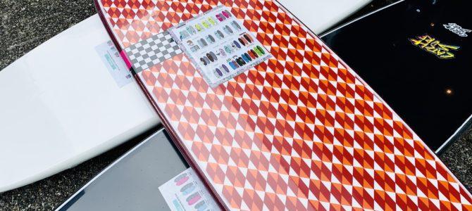 《CATCH SURF》幻のBARRY MCGEE Pro 7'0″ QUAD & Blank Series LOG 7'0″再入荷しました☆