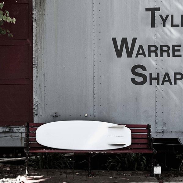 TYLER WARREN(タイラー・ウォーレン)BAR OF SOAP