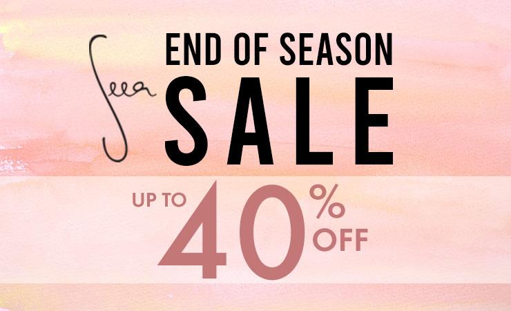 Seea End Of Season Sale