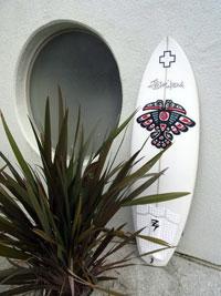 "【Surf Prescriptions(DOC)】BushWackingGun (BWG) ダイヤモンドテイル 5'2"" K2.1+GX"