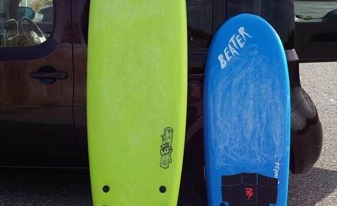 【CATCH SURF】ODYSEA 7'0″,The Beater_何よりかなりの本数に乗れて楽しいです!