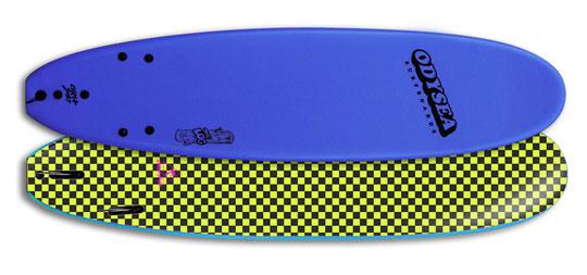 【CATCH SURF】ODYSEA  7'0″ x 22″ x 3″ _真夏はトランクス一丁で気軽に楽しめるのもGOODです!!