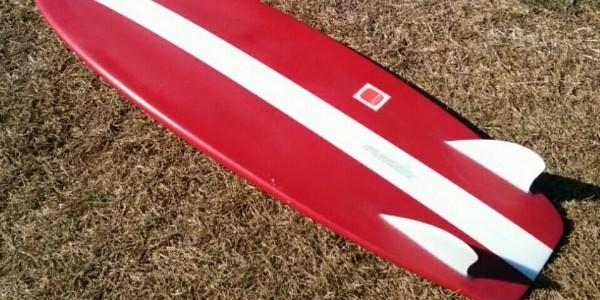 【CANVAS】RACECAR 5'6″ x 20-1/2″ x 2-1/2″_イメージは小波でクイックイッ!と言う感じ