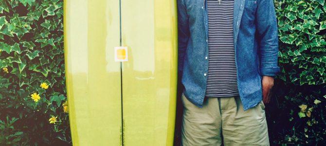 【CANVAS】MINI NOSERIDER6'12″_やっと出逢えたマジックボード♪