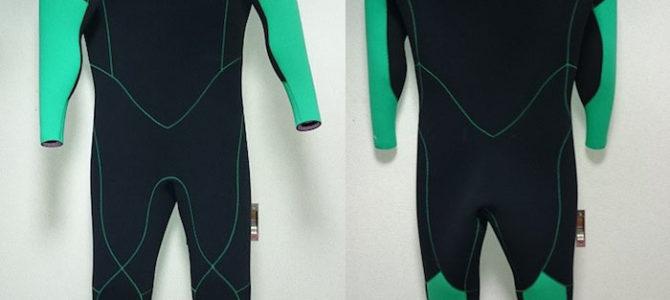 Z1 Black &White ネックエントリーフルスーツ_一度着ると、他のウェットスーツが着れなくなってしまうほどの優れもの