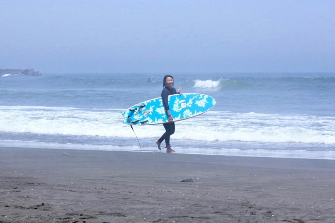 Catch Surf Skipper Fish6 0 小波でもロングライドできちゃう